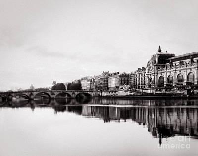 Museum Of Orsay  Art Print