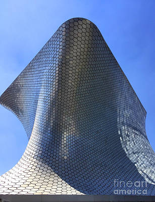 Photograph - Museo Soumaya by Andrew Dinh
