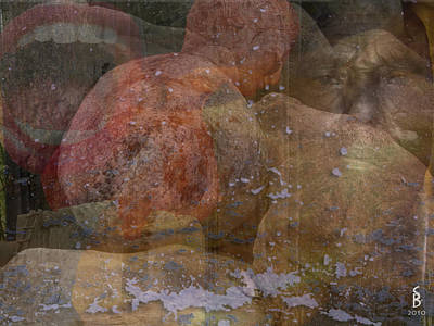 Digital Art - Museo2 by Sitara Bruns