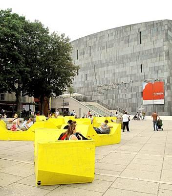 Photograph - Museum Modener Kunst by Ian  MacDonald