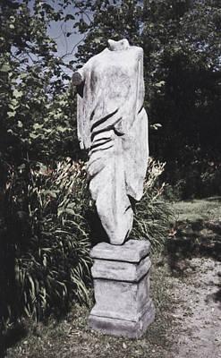 Sculpture - Museum Piece by Michael Rutland