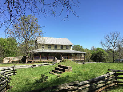 Photograph - Musgrove Mill Sc State Historic Site by Kelly Hazel