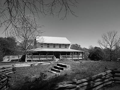 Photograph - Musgrove Mill South Carolina State Historic Site by Kelly Hazel