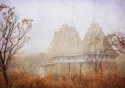 Photograph - Music And Fog by Heidi Hermes