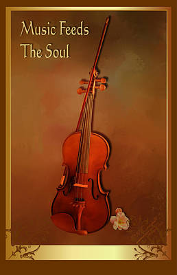 Grace Kelly - Music Feeds The Soul by Theresa Campbell