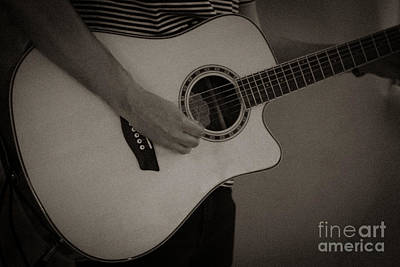 Wall Art - Photograph - Music For The Soul by Pippa Dini