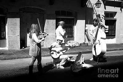 Photograph - Music In The Shadows Infrared by John Rizzuto