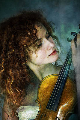 Music My Love Art Print by Zygmunt Kozimor
