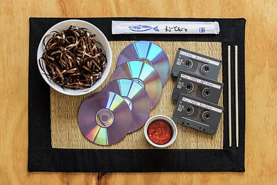 Photograph - Music Sushi by Frederico Borges