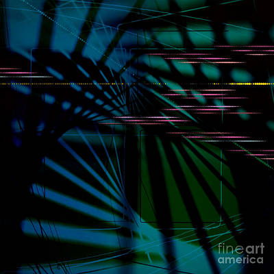 Digital Art - Musical Interlude 12. by Paul Davenport