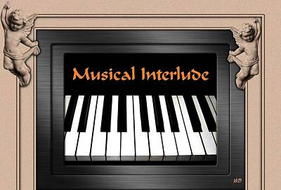 Musical Interlude Art Print by Will Borden