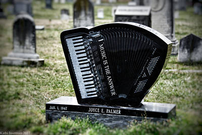 Photograph - Musical Tribute by Kathi Isserman