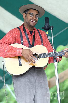 Photograph - Musician Dom Flemons by Concert Photos