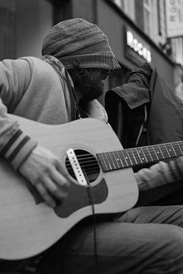 Musicians Royalty Free Images - Musician  Royalty-Free Image by James Fitzpatrick