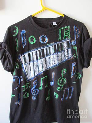 Musicians Royalty Free Images - Musician Tee Shirt - Sierra Leone Royalty-Free Image by Mudiama Kammoh