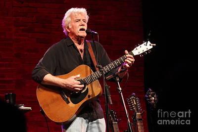 Photograph - Musician Tom Rush by Concert Photos