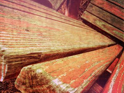 Photograph - Muskoka Chair by JAMART Photography