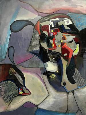 Painting - Must Be Arizona by Judith Visker