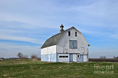 Photograph - Mustang Barn by Kathy M Krause