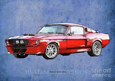 Classic Car Drawings Fine Art America
