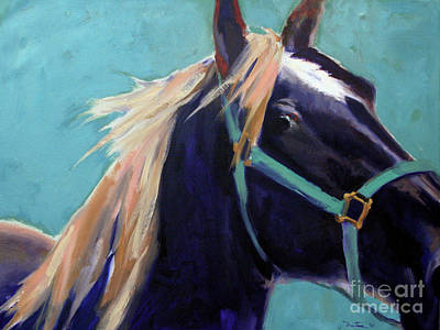 Painting - Mustang Sally by Meridith Martens
