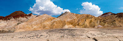 Photograph - Mustard Canyon Panorama by Kristia Adams