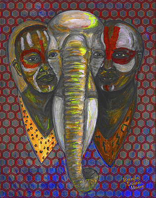 Mutation Art Print