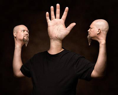 Surrealism Photograph - Mutation by Petri Damsten