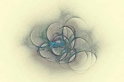 Digital Art - Mutiverse6 by Doug Morgan