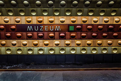 Photograph - Muzeum by M G Whittingham