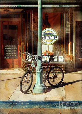 Photograph - Mvp Laramie Bicycle by Craig J Satterlee