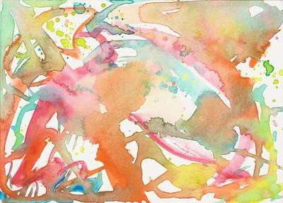 Painting - My Arse Hurts  by Joe Michelli