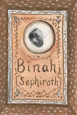 Painting - My Binah by Sheri Jo Posselt