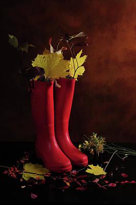 Photograph - My Boots Are Cool by Randi Grace Nilsberg