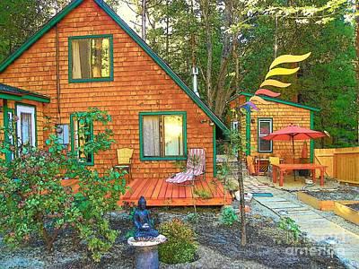 Photograph - My Cabin by Lisa Dunn