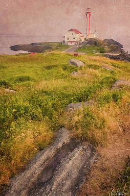 Photograph - My Cape Forchu by Garvin Hunter