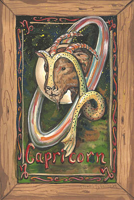 My Capricorn Art Print