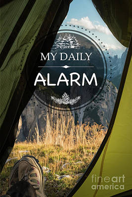 Photograph - My Daily Alarm by Jean Plout
