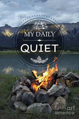 Photograph - My Daily Quiet by Jean Plout