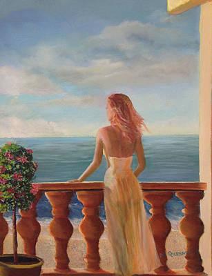 My Darling Original by Marcel Quesnel