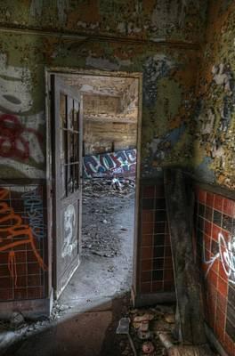 Digital Art - My Door Is Always Open by Nathan Wright