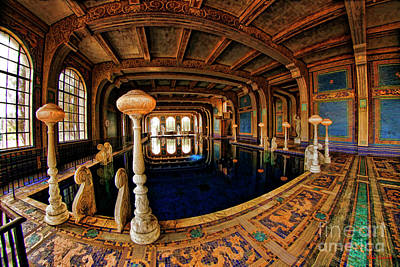 Photograph - My Dream Indoor Pool by Blake Richards