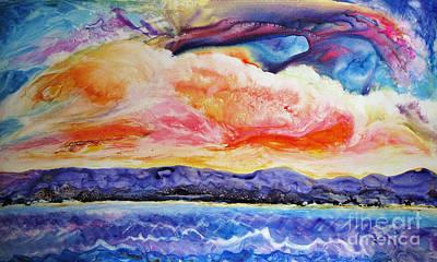 My Dream Art Print by Joan Hartenstein