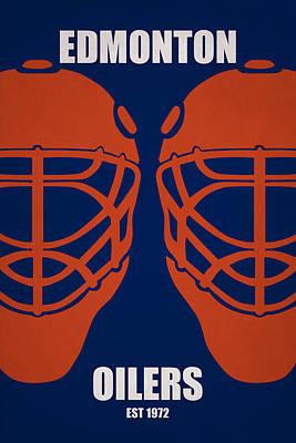 Edmonton Oilers Photograph - My Edmonton Oilers by Joe Hamilton