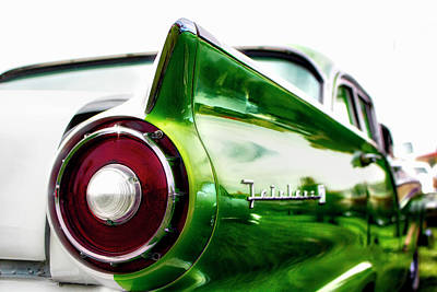 Photograph - My Fair Fairlane by Mark David Gerson