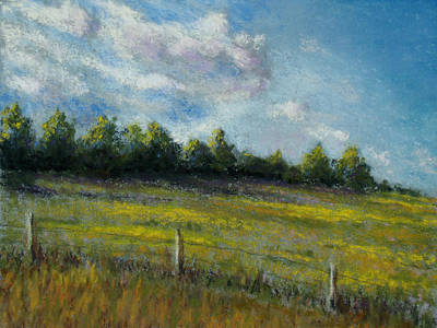 Painting - My Favorite Field by Susan Jenkins