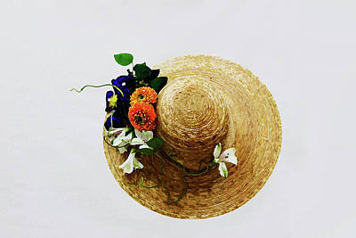 Photograph - My Favorite Hat by Susan Vineyard