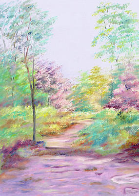 Painting - My Favourite Place by Elizabeth Lock