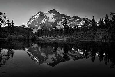 Black And White Photograph - My First Morning by Jon Glaser