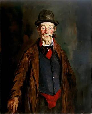 My Friend Brien 1913 Art Print